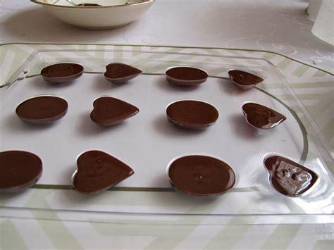 membuat coklat cetak sederhana rumah coklat keju
