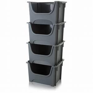 Buy 50lt Large Plastic Storage Box
