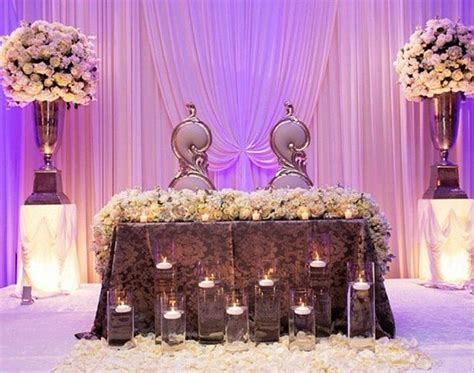 Pin By Fleur D Elegance On Head Table Head Table