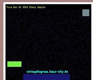 Fuse Box On 2003 Chevy Impala  Wiring Diagram 175242