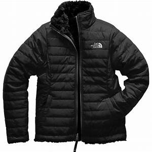 North Face Jacket Size Chart The North Face Mossbud Swirl Reversible Jacket Girls