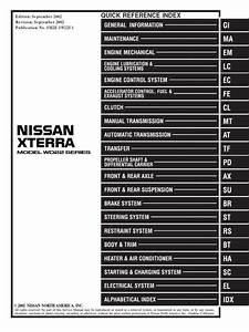 2011 Nissan Xterra Fuse Diagram