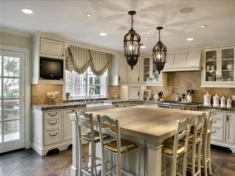 Country Kitchen Table Decorating Ideas by Kitchen Serenity With Country Kitchen Table My