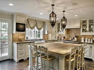 kitchen serenity with french country kitchen table my With kitchen cabinet trends 2018 combined with large snowflake wall stickers