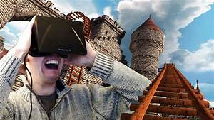 OCULUS RIFT ROLLERCOASTER | SCARIER THAN ANY HORROR GAME ...