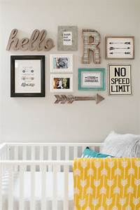 Best ideas about nursery wall collage on