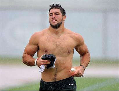 Tebow Tim Weight Worth Age Shirtless Measurements