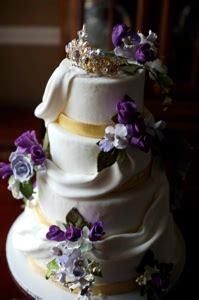 simply irresistible  wedding cake flavors
