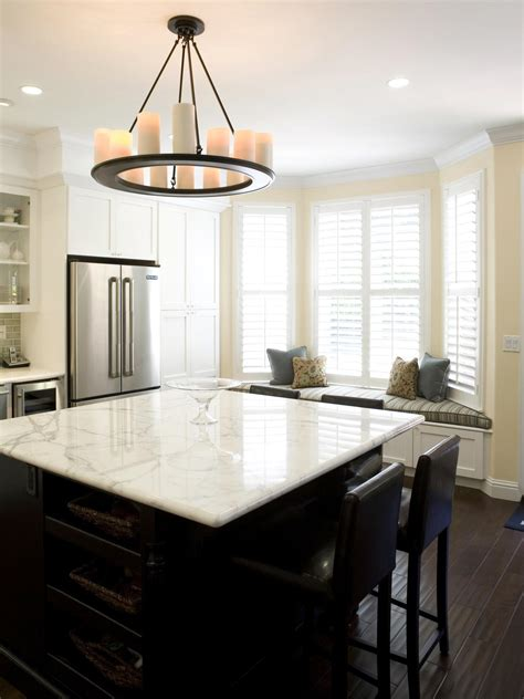 kitchen island and table lighting photo page hgtv