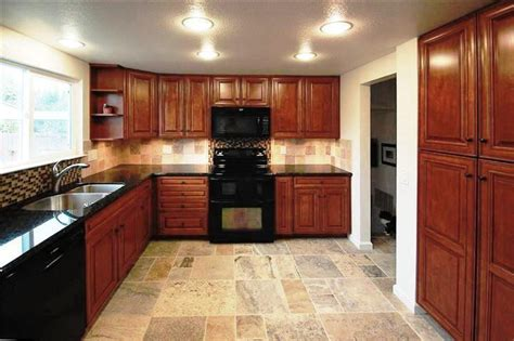 vacaville kitchen remodel contractor marble tile  splash