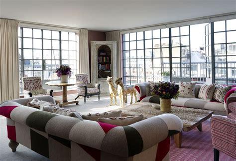 firmdale hotels  soho hotel  bedroom terrace suite