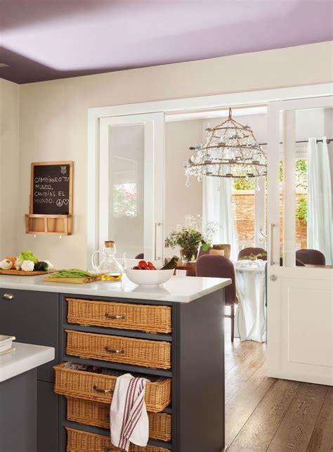 los colores ideales  pintar tu cocina