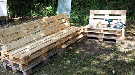 plan chaise de jardin en palette mode d 39 emploi salon de jardin en palette les cabanes de