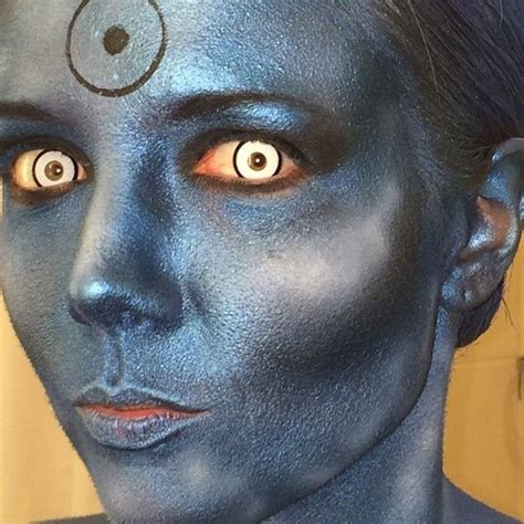 Dr Manhattan Cosplay By Toni Darling Cosplay Crafts