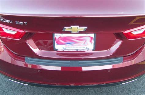 rear bumper protector fits   chevrolet malibu