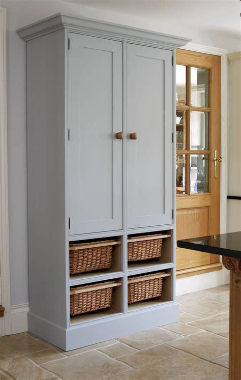 Freestanding Pantry Cupboard by Free Standing Kitchen Larder The Bespoke Furniture