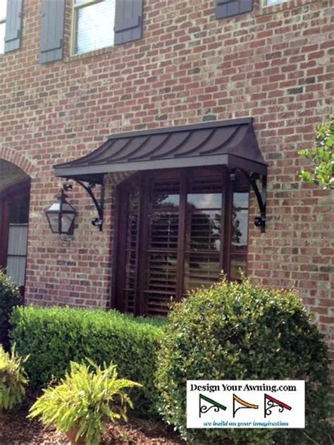 juliet gallery metal awnings projects gallery  metal awnings exterior remodel