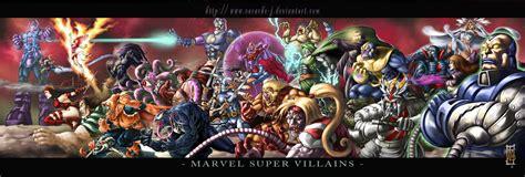blood work top ten marvel super villains