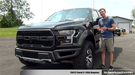 F150 Raptor 0 60 by Review 2017 Ford F 150 Raptor