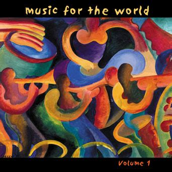 What In The World Is World Music?  Music Of World