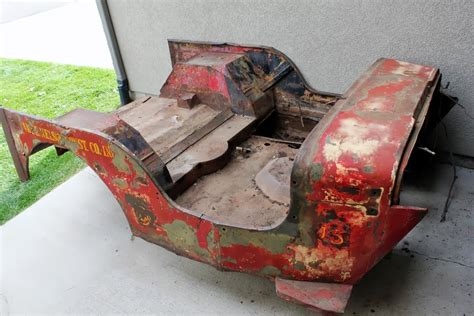 Willys Tub For Sale by Early 1943 Willys Mb Original Tub For Sale G503
