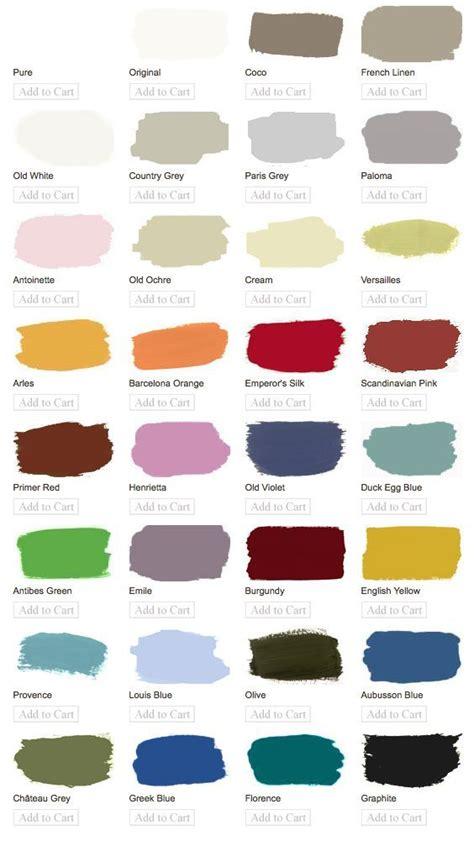 annie sloan chalk paint colors annie sloan chalk paint