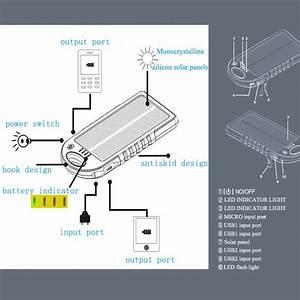50000  30000mah Portable Power Bank External Battery
