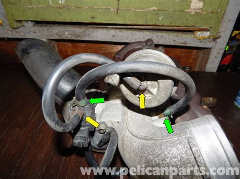 volvo  turbo control valve replacement