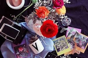 diy floral le bouquet aux fleurs d39hiver poulette magique With affiche chambre bébé avec bouquet de fleurs carrefour