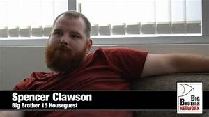 Big Brother 15's Spencer Clawson Interview | Big Brother 19