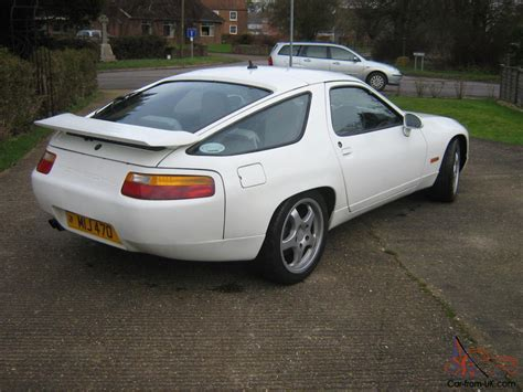 porsche 928 white porsche 928 s 4 auto in white 1987