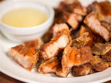 lechon kawali filipino crispy fried pork