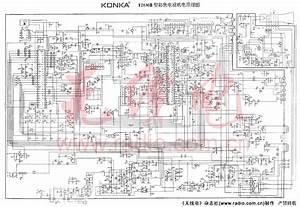 Konka 2588 Ckp1002s Tda8362 Tda4605 Tv D Service Manual