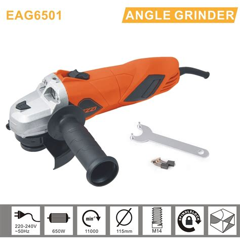 angle grinder  mm ezzi tools power  hand