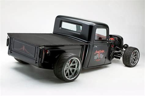 barrett jackson edition  hot rod truck factory  racing
