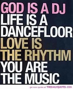 Amazing Dance Q... Girl Dj Quotes