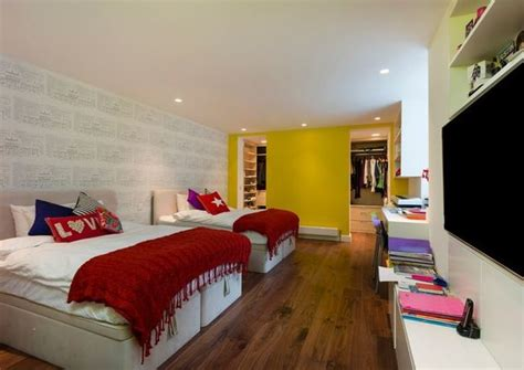 Coole Zimmer Ideen Für Jugendliche_wand Streichen Ideen