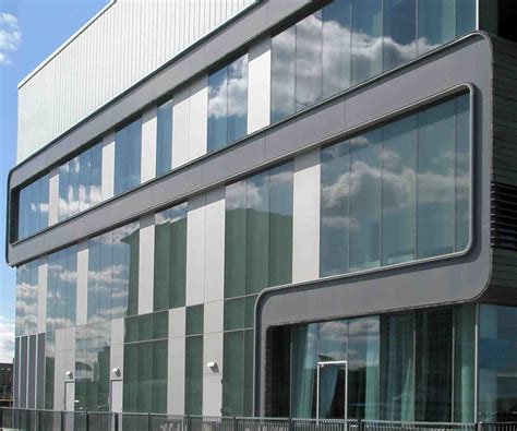 wausau s four side silicone glazed curtainwall omits
