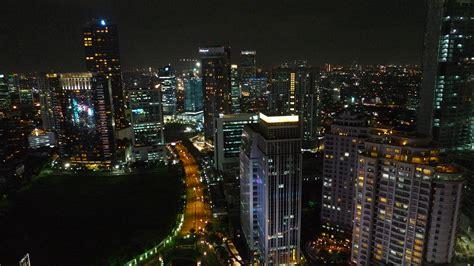 Jakarta At Night  Waroeng Nostalgia