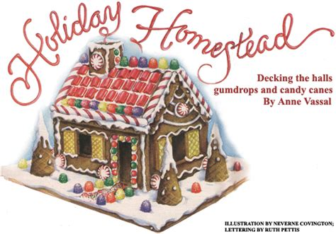 Build A Gingerbread House From Scratch