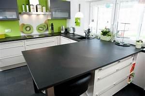 Das attraktive design ihrer kuche schiefer arbeitsplatte for Schiefer arbeitsplatte küche
