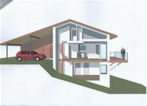 plano de casa terreno en pendiente 187 planos de casas