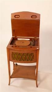 Meuble Pour Tourne Disque : le meuble radio et tourne disque portrait de meuble ~ Teatrodelosmanantiales.com Idées de Décoration