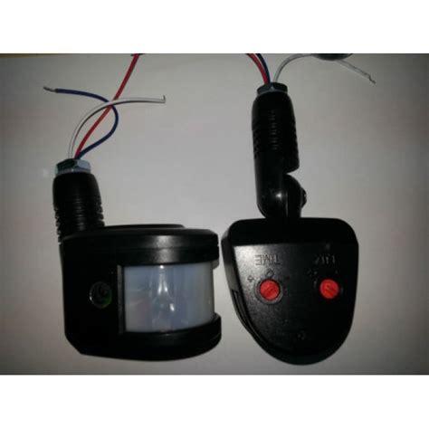 Lade Da Esterno Con Crepuscolare E Sensore Di Movimento by Sensore Di Movimento Per Fari Infrarossi Crepuscolare Faro