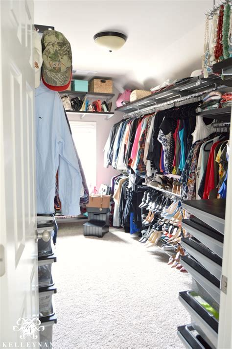 maximizing space   closet  vaulted ceilings