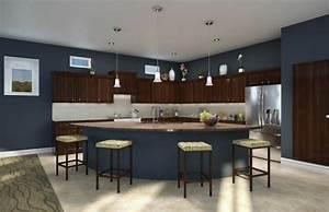 La cuisine arrondie dans 41 photos pleines d39idees for Delightful meuble central de cuisine 9 la cuisine arrondie dans 41 photos pleines didees