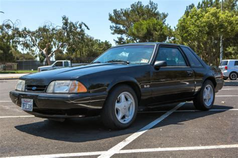 1993 ford mustang coupe 1993 ford mustang lx 5 0 coupe notchback only 71 000