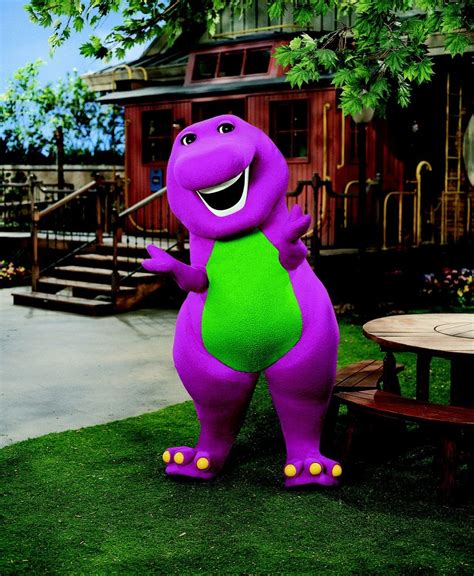 Uglyblackjohn Barney
