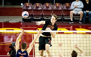Men's volleyball looks to extend run of upset victories ...