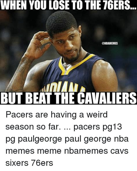 Pacers Meme - funny sixers memes of 2016 on sizzle philadelphia 76ers